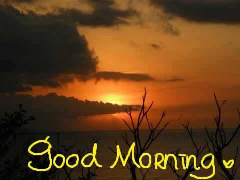 朝日が昇るさまも、えも言われぬ美しさでした…