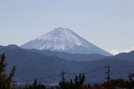 富士山11・03