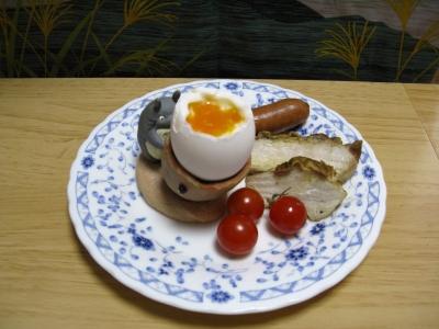 トロトロ半熟卵