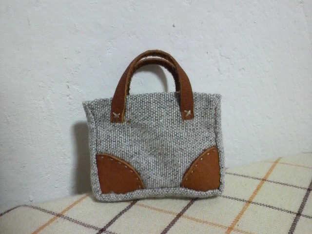 りねんと革のputi bag2