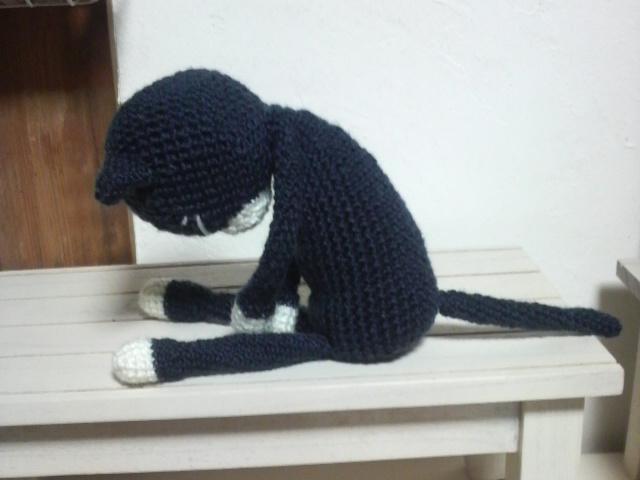 編みねこくん4