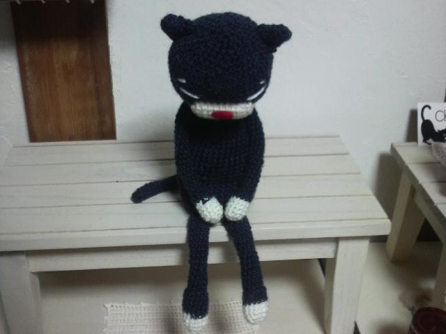 編みねこくん5
