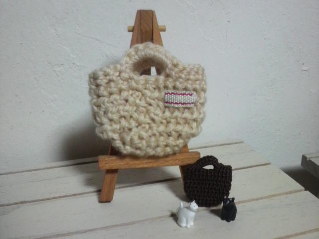 puti knit bags