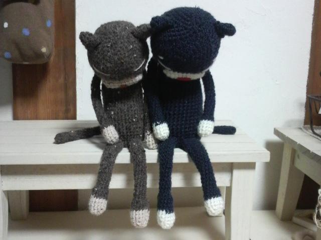 編みねこ兄弟2