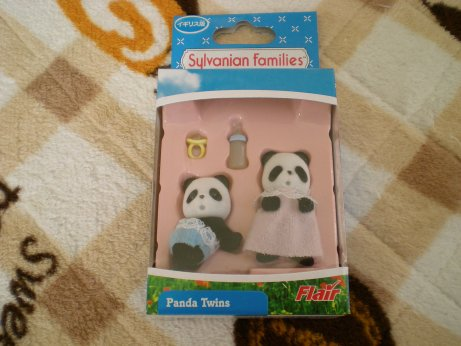 パンダの双子