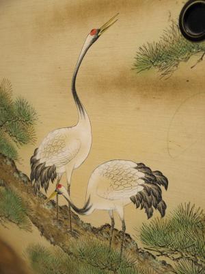 オリオリカフェ「鶴の間」