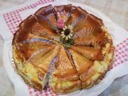 チーズケーキホール