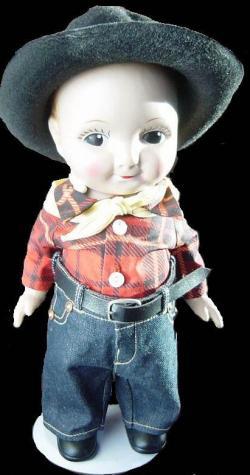 バディ・リー人形