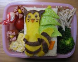 凜のお弁当