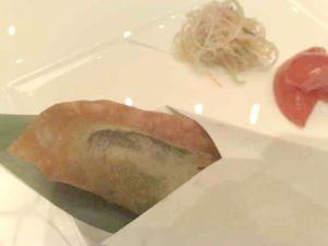 090813四川レストラン陳・あゆの春巻き