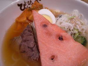 090925ぴょんぴょん亭・冷麺