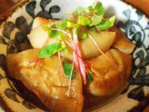 091013ベラパーティ・麩の煮物