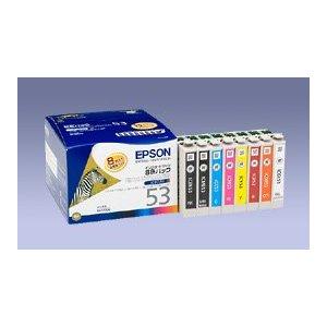 セイコーエプソン インクカートリッジ 8色パック (PX-G5300用) IC8CL53