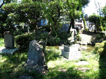 道風博物館 石像など