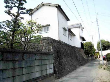 高牟神社周辺 水屋2