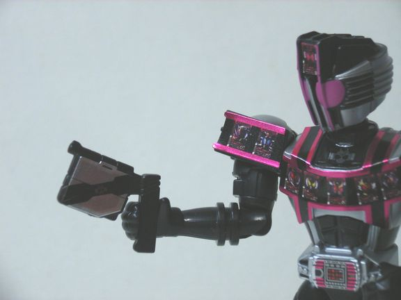 ディケイド コンプリートフォーム 009