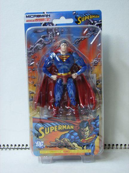 スーパーマン(コミック版) 001