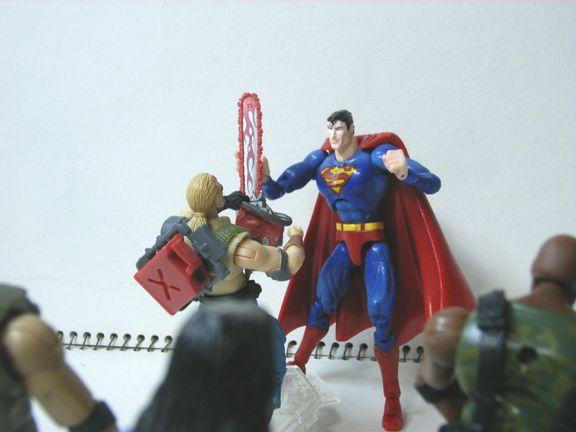 スーパーマン(コミック版) 017