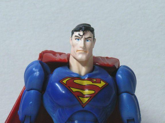 スーパーマン(コミック版) 012
