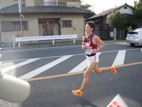 早稲田選手