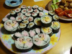 うさぎ寿司