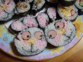 飾りうさぎ寿司