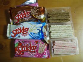 チョコお菓子2