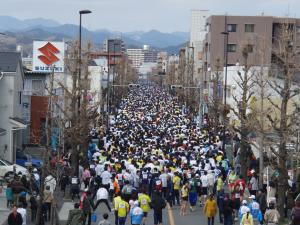 青梅マラソン3