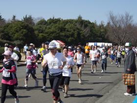 立川マラソン3