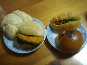 イオンのパン屋さん