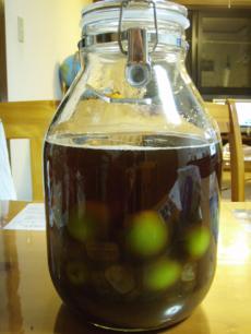 黒糖梅酒2011-2