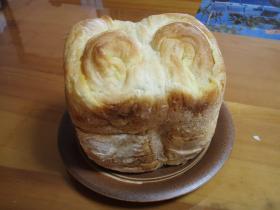 プリンパン焼き上がり