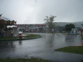 ぐりんぱ集中豪雨