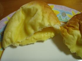 半熟クリームパン