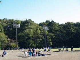 永山公園野球人