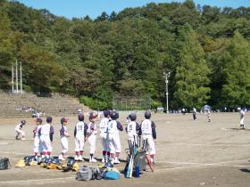 永山野球応援