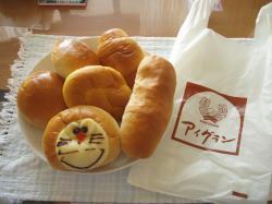 移動パン屋さん