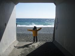 押切の海2・トンネル