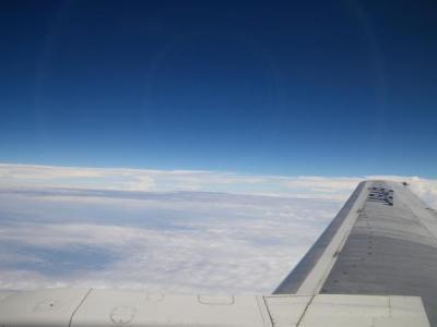 空の旅より