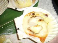 ホタテ バター焼き
