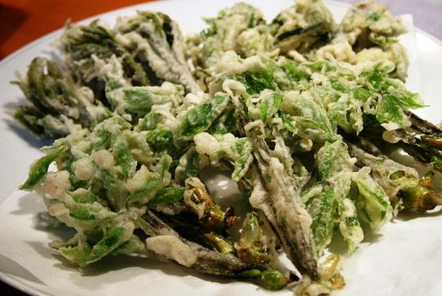 5月山菜天ぷら