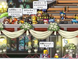 11月7日ーだいこんs&妖精s結婚2