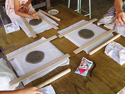 '10親子で陶芸体験2