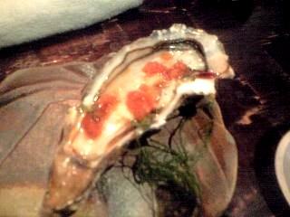 六蔵(生牡蠣)