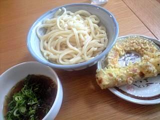 日の出製麺所(うどんと天ぷら)
