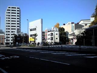 散歩風景(二郎行列)