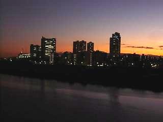 武蔵小杉の夜景(その3)