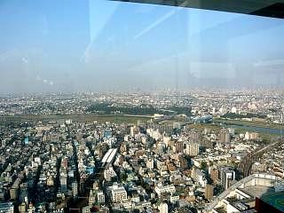 屋上からの景色(その1)