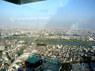 屋上からの景色(その2)