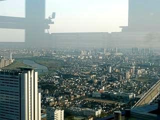 屋上からの景色(その3)